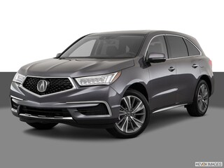 Buy a 2020 Acura MDX Technology SUV in Salt Lake
