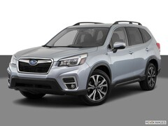 New 2020 Subaru Forester Limited SUV LLH610132 for Sale in Fort Walton Beach at Subaru Fort Walton Beach