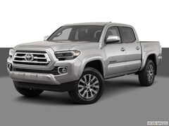 2020 Toyota Tacoma Limited V6 Truck Double Cab