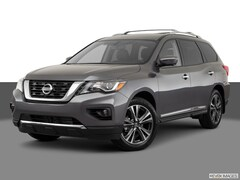 New 2020 Nissan Pathfinder Platinum FWD SUV For Sale Near Knoxville