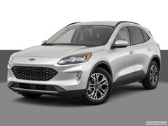New 2020 Ford Escape SEL Front-wheel Drive Sport Utility for Sale in Bend, OR