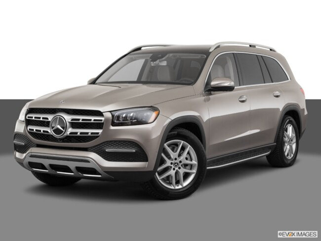 New Mercedes-Benz vehicle 2020 Mercedes-Benz GLS 450 4MATIC SUV for sale near you in Loves Park, IL