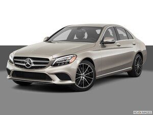 New 2020 Mercedes-Benz C-Class C 300 Sedan Selenite Grey Metallic in Fort Myers