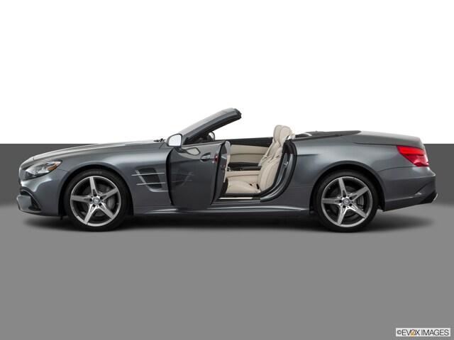 2020 Mercedes-Benz SL 550 Roadster