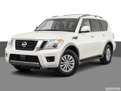 New 2020 Nissan Armada SV SUV in South Burlington