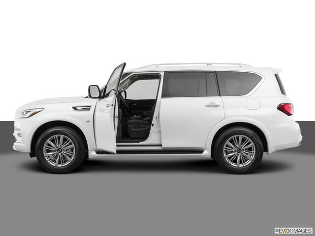 2020 INFINITI QX80 SUV