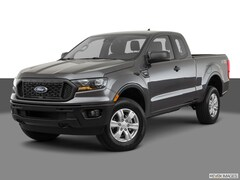 New 2020 Ford Ranger Truck SuperCrew 1 in Hayward, WI