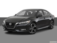 New 2020 Nissan Sentra SR Sedan For Sale Near Knoxville