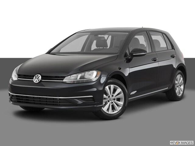 2020 Volkswagen Golf Hatchback