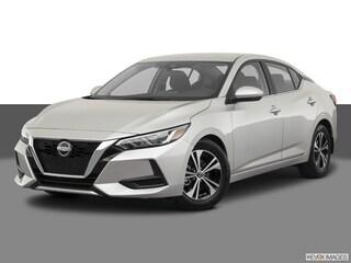 New 2020 Nissan Sentra SV Sedan for sale in Dodge City, KS