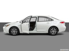 New 2021 Toyota Corolla Hybrid LE Sedan in Lufkin, TX