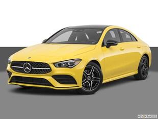 2021 Mercedes-Benz CLA 250 Sedan
