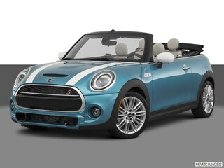 New 2021 MINI Convertible Cooper S Convertible in Rockland, MA