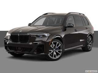 New 2021 BMW X7 M50i SUV for sale in Torrance, CA at South Bay BMW