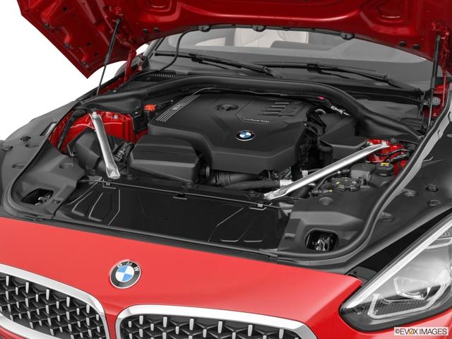 2021 BMW Z4 Convertible Digital Showroom | Nalley BMW of ...
