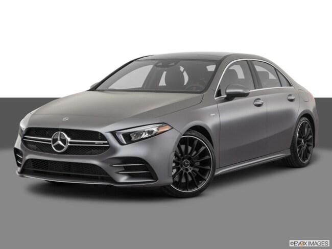 2021 Mercedes-Benz AMG A 35 4MATIC Sedan