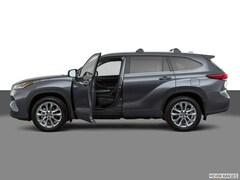 2021 Toyota Highlander Hybrid Hybrid Limited SUV