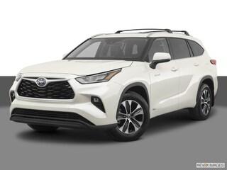new 2021 Toyota Highlander Hybrid XLE SUV for sale in Washington NC