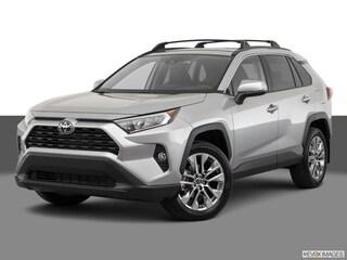 new 2021 Toyota RAV4 XLE Premium SUV for sale in Washington NC