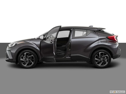 2021 Toyota C-HR Limited SUV
