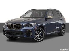 New 2021 BMW X5 M50i SAV in Lubbock, TX