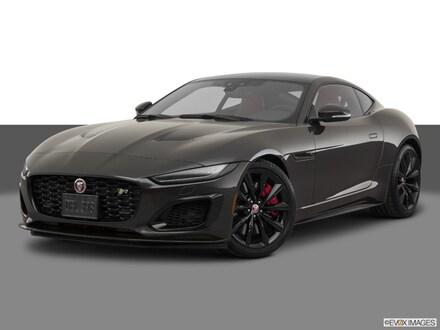 2021 Jaguar F-TYPE Coupe Auto R AWD Coupe