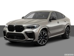 New 2021 BMW X6 M SAV in Atlanta