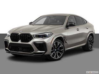 New 2021 BMW X6 M Base SUV Dealer in Milford DE - inventory