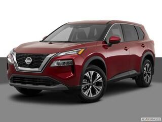 New 2021 Nissan Rogue SV SUV near Ithaca, NY