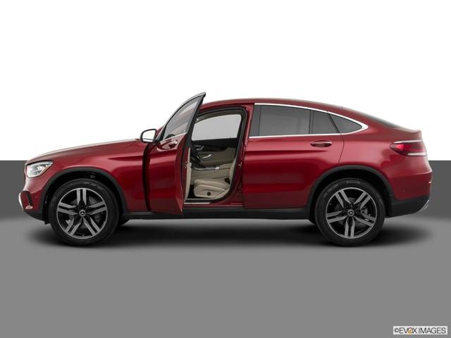 2021 Mercedes-Benz GLC 300 Coupe
