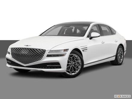 2021 Genesis G80 Sedan