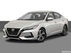 2021 Nissan Sentra SV Car