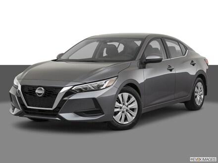 2021 Nissan Sentra S Sedan