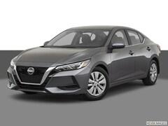 2021 Nissan Sentra S Car