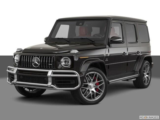 2021 Mercedes-Benz AMG G 63 4MATIC SUV