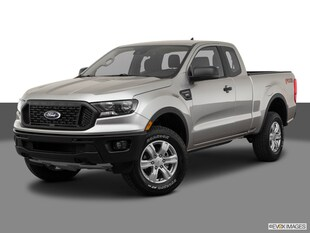 2021 Ford Ranger Base Truck SuperCrew