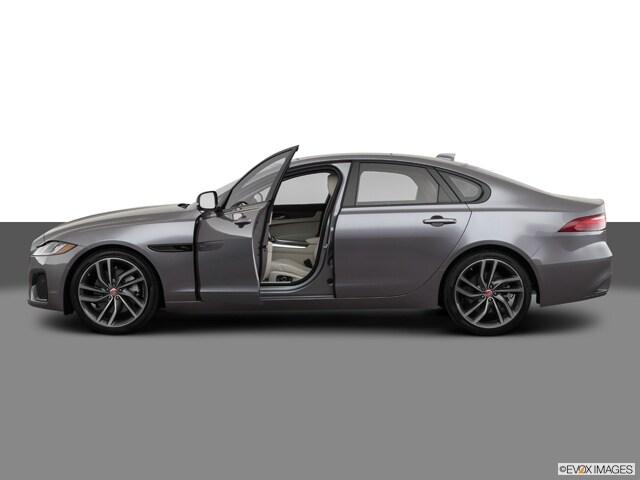 2021 Jaguar XF Sedan
