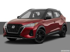 2021 Nissan Kicks SR Sport Utility