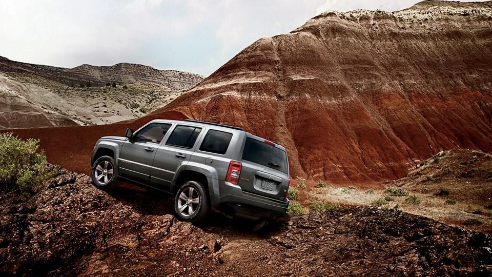 Holbrook, AZ New 2015 Jeep Patriot