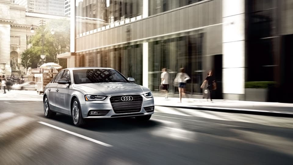 Fathers And Sons Audi >> Come See the Audi A4 at Fathers & Sons Audi | Audi West ...