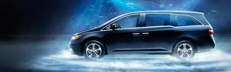 Honda Odyssey Boston