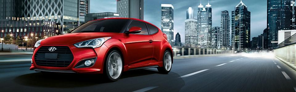 Hyundai Veloster: Like Nothing Else On The Road