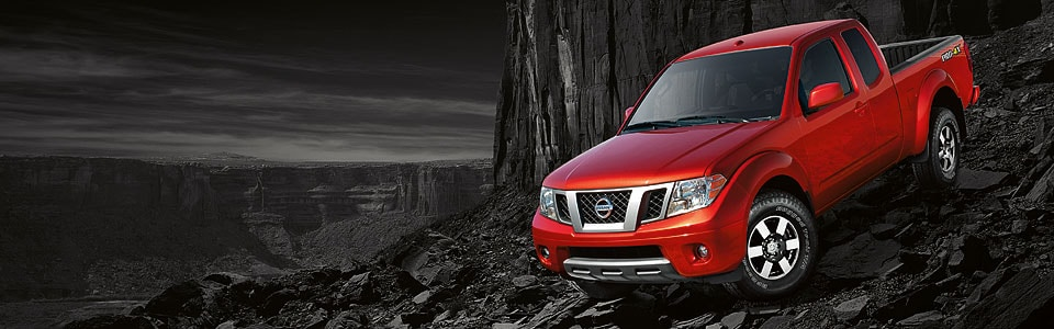 About The 2014 Nissan Frontier