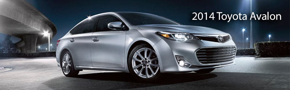 Amazing About The 2014 Toyota Avalon