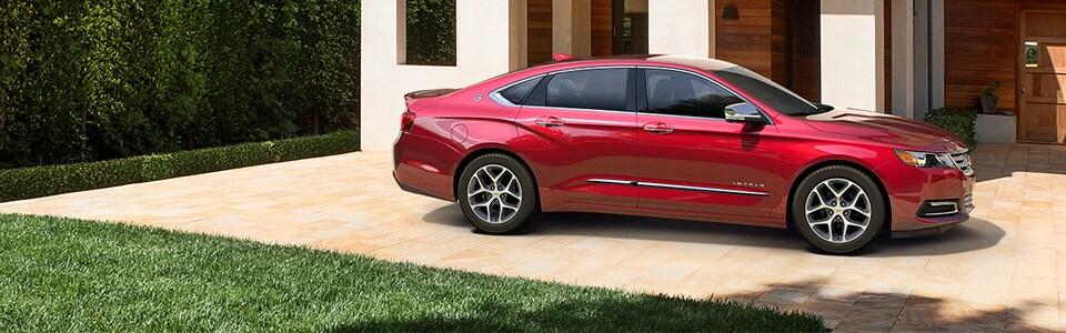 New Chevy Impala dealer near Ann Arbor MI