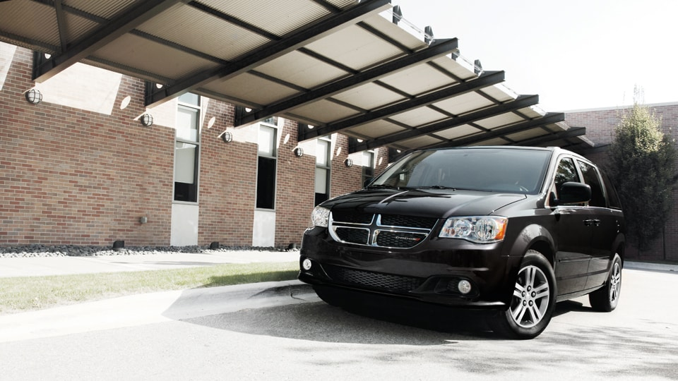 Dodge Grand Caravans available in Weymouth, MA at Good Brothers Dodge & RAM