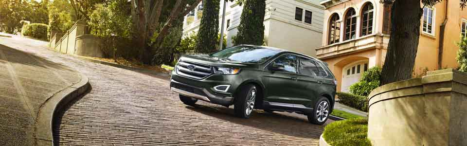 Ford Engineers Have Taken Steps To Ensure Quality Comfort And Capability All Come Together Inside The Ford Edge Its Finely Crafted New Interior Design