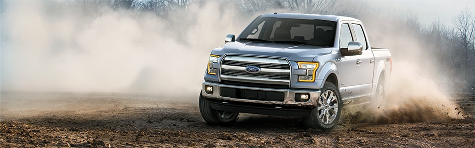 2015 Ford F-150 Pick-Up Truck
