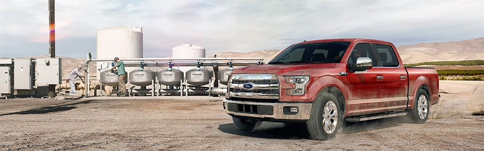 New Ford F-150 dealer near Sparta TN