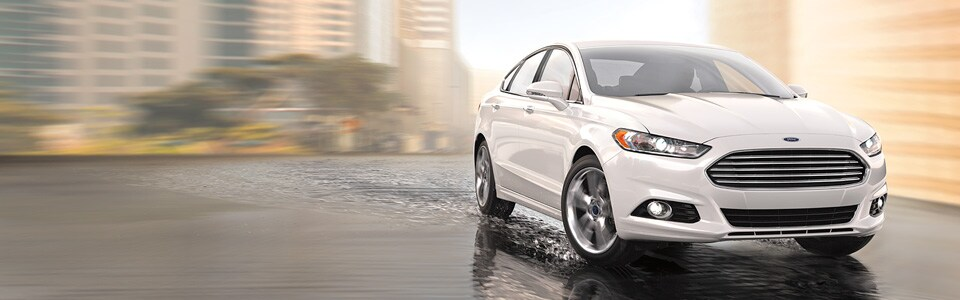 Test Drive a New Ford Fusion at Marin County Ford near San Francisco (SF) CA